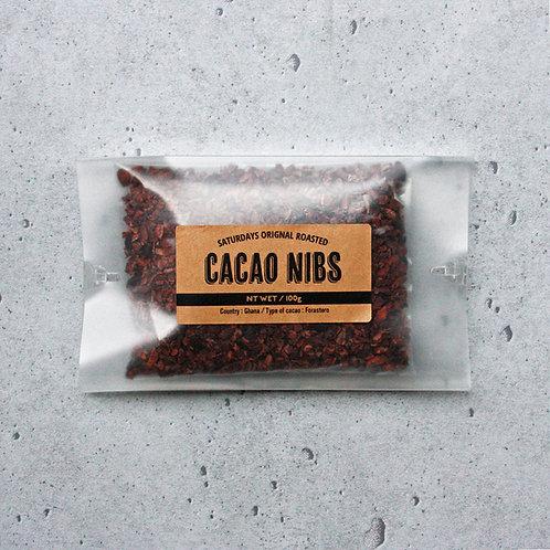 Cacao Nibs  -カカオニブ-