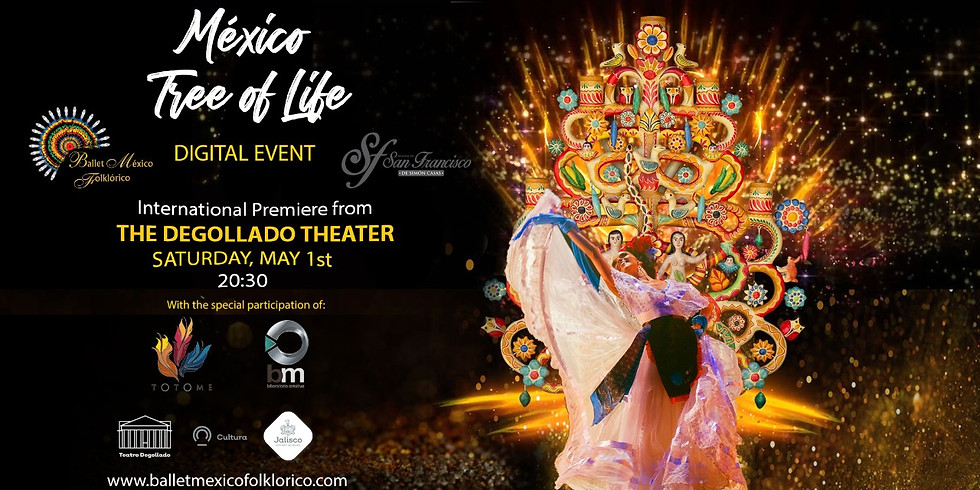"""LETS CELEBRATE MAY 5TH 💢 MEXICO """"THE TREE OF LIFE"""""""