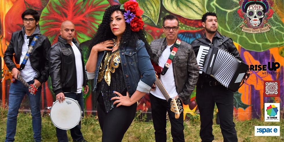 La Calavera de Frida Live Concert