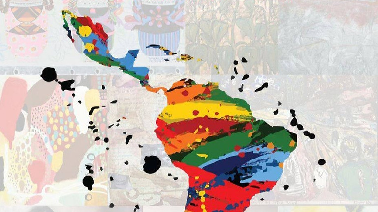 Latin American Art Exhibition 2021 - Open until October 31, 2021