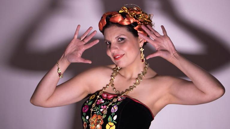Recorrido Histórico Musical with Ingrid Lozano - Virtual Program from Toluca, Mexico