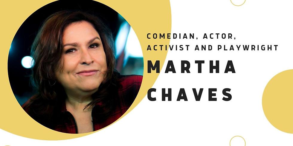 Valentine's Day: Vamos a Reir en Grande con Martha Chaves