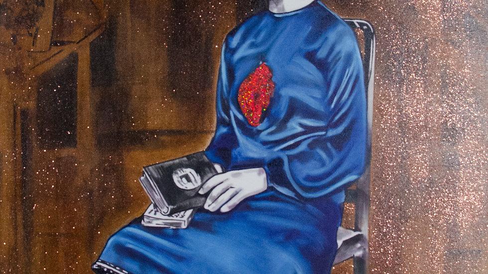 Frida by Visual Artist Kim Parrent
