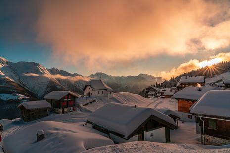 Bettmeralp, Switzerland