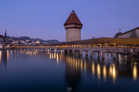 Lucerne Kapelbrücke