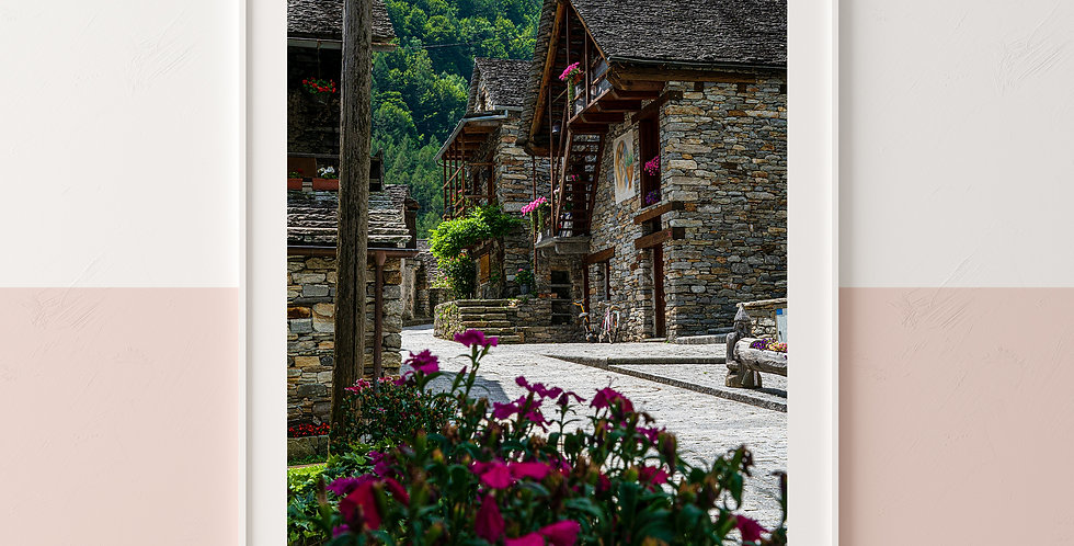 Dreamy Stone Houses