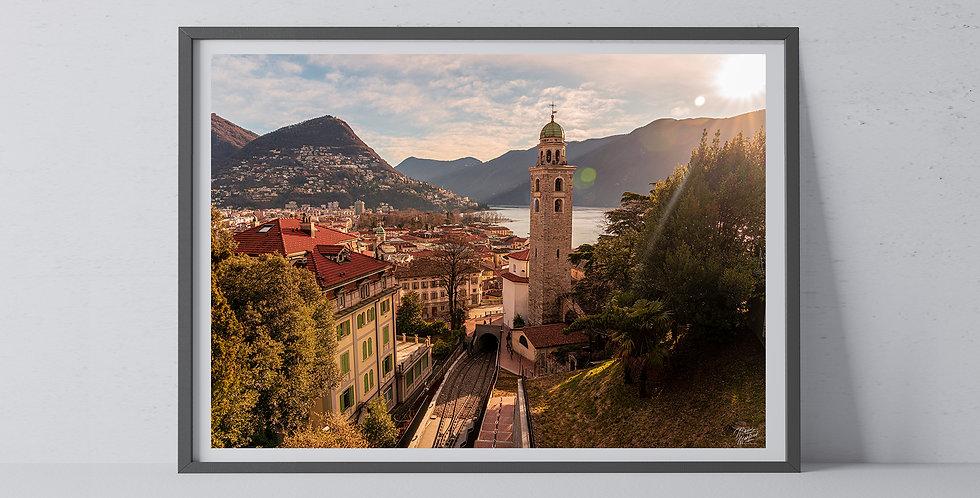 Lugano Morning