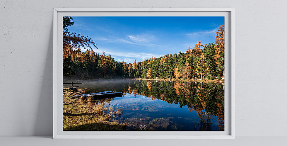 Autumn in Engadin
