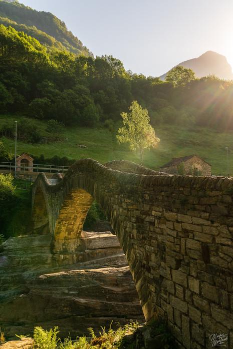 Lavertezzo, Ponte del Salti