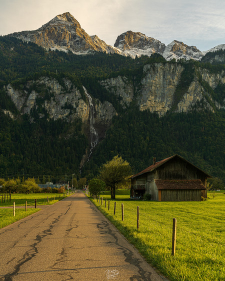 Long Road to Oltschibach