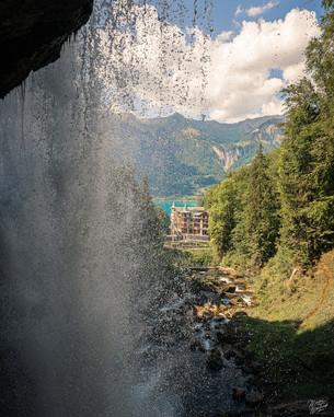 Giessbachfalls, Switzerland