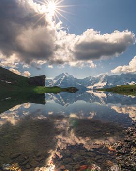 Perfect Mirror in Birg, Switzerland