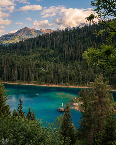 Caumasee, Graubünden