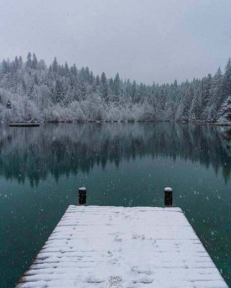 Winter Mood at Crestasee