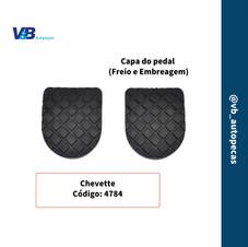 Capa do pedal