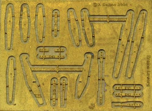 Brake lever assortment