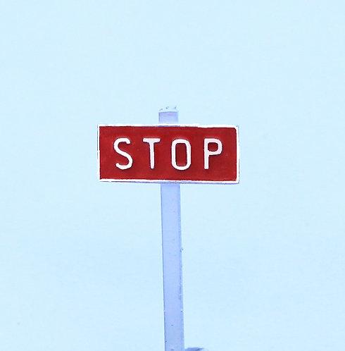 Stop board (3)