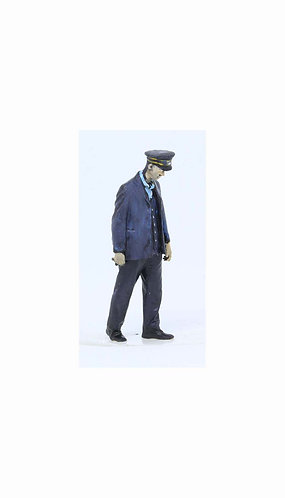 Painted NSWGR Assistant Station Master (HO Scale)