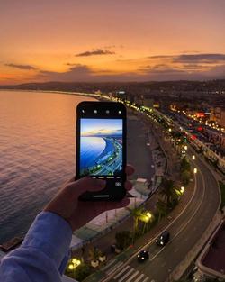 iPhone Promenade des Anglais