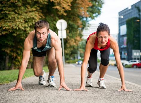 4 простых способа бегать быстрее и стать более выносливым.