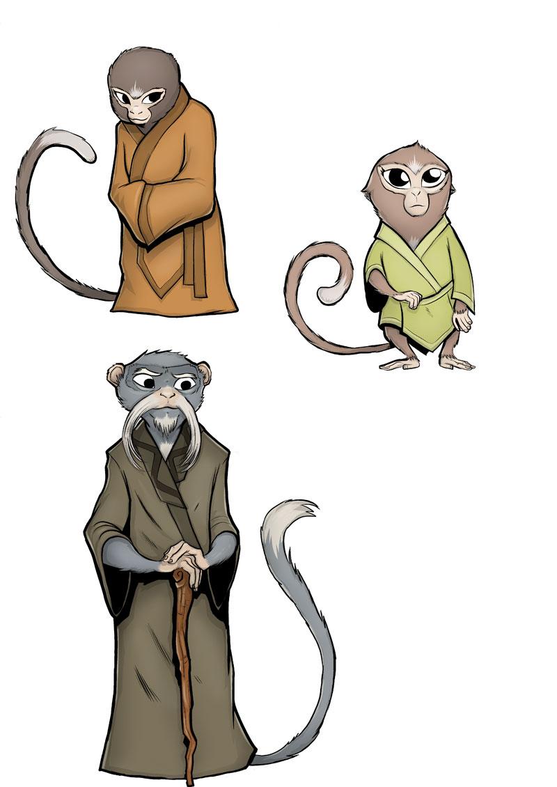 Tonk's-Family