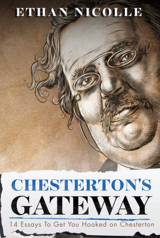 My new book: an introductory collection of essays by GK Chesterton