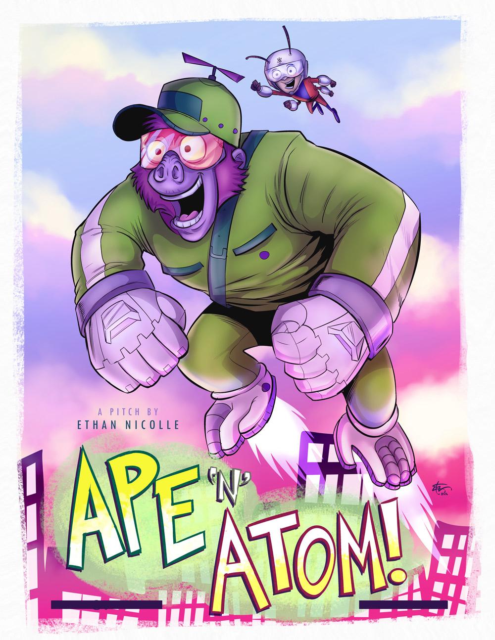 ApeNAtom-1