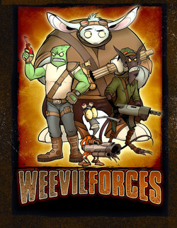 weevil-forces