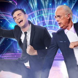 MacArthur and Shapiro Dancing