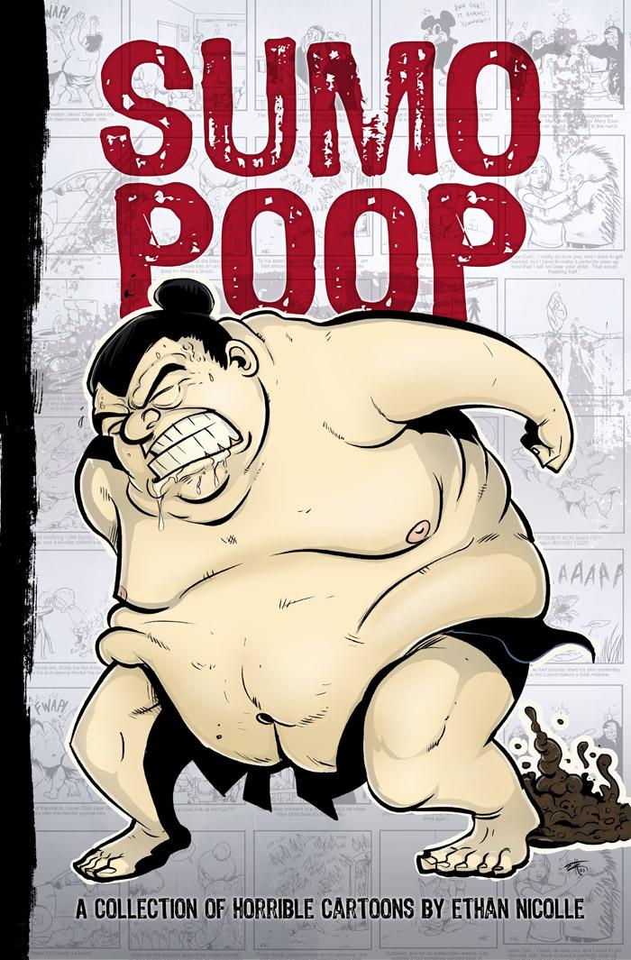 sumo-poop