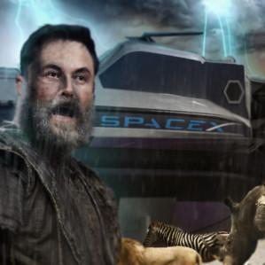 Musk's Space Ark
