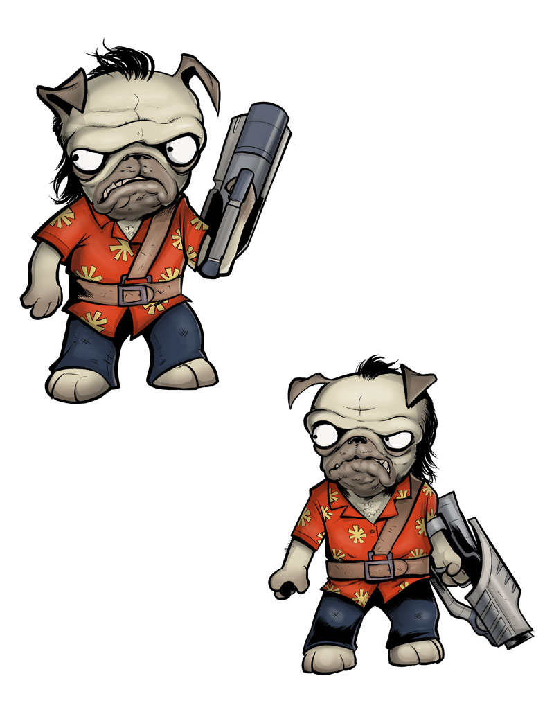 pug-sketches-2