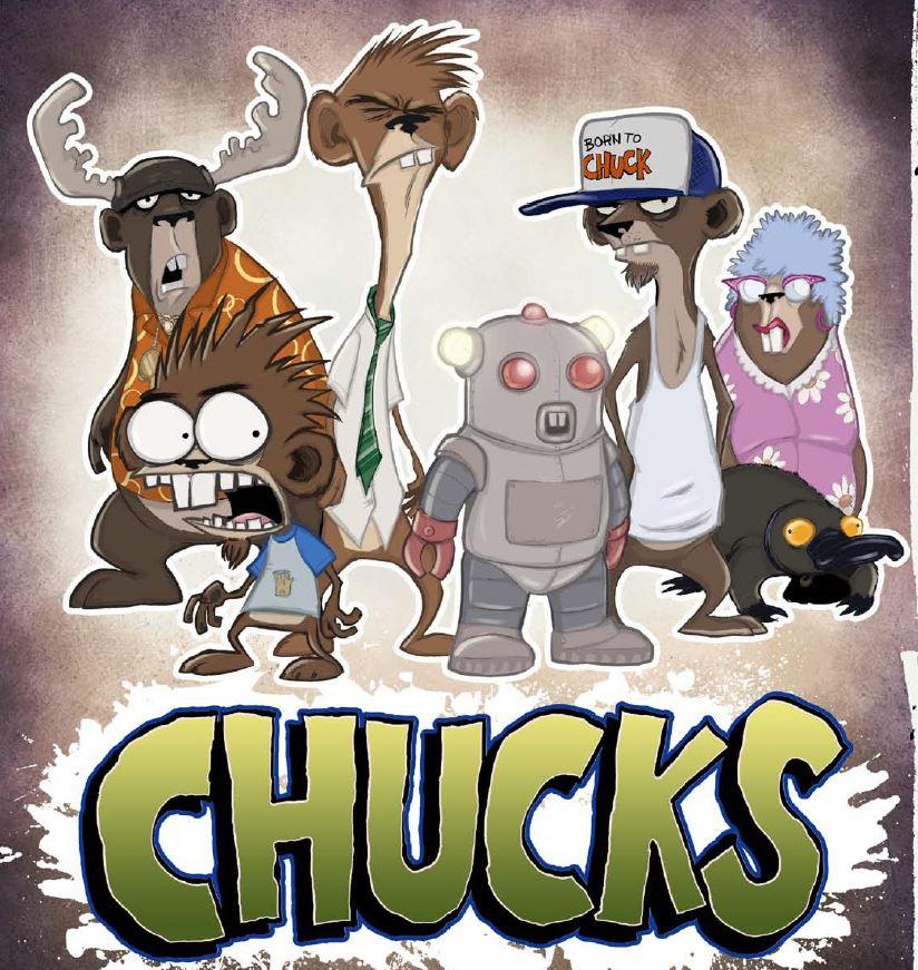ChucksCap