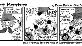 Rocket Monsters part 2