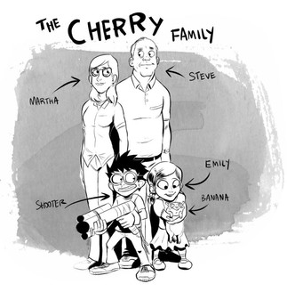 Chapter 1: Meet the Cherry Family