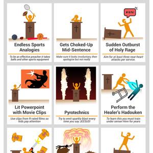 9 Habits of Effective Pastors