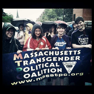 Massachusetts Transgender Political Coaltion:  Lifting Our Voices, Tackling Our Fears by J'son M. Le