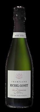 Champagne michel gonet  Les trois terroirs