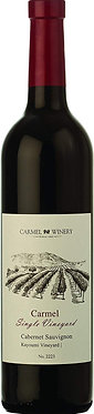 Carmel Single Vineyard Cabernet Sauvignon 2010