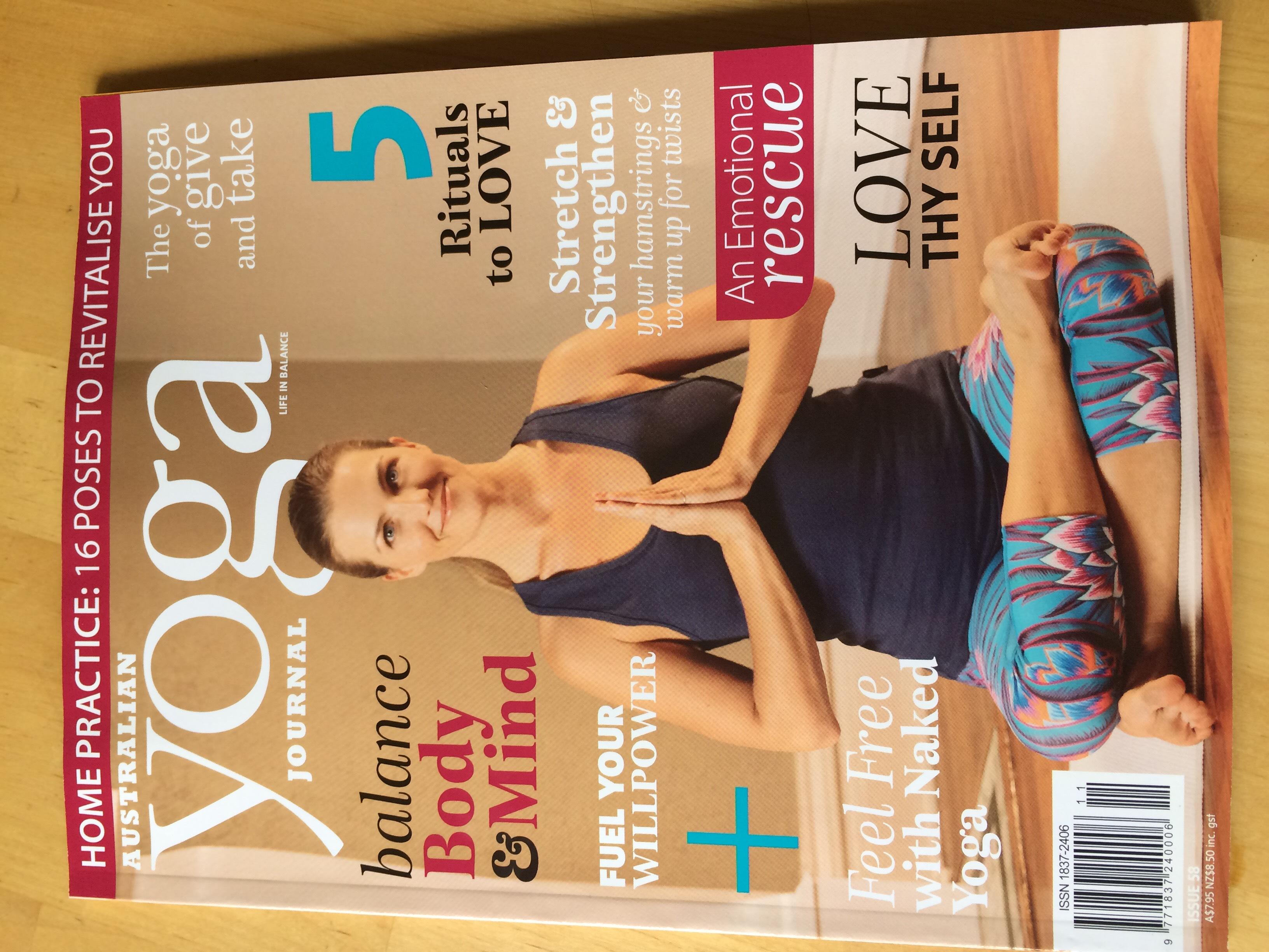 Body Love Yoga Feature