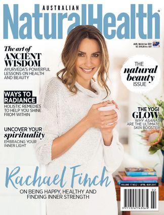 Interview in Natural Health Magazine