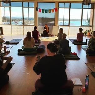 Trauma Sensitive Yoga Teacher training, Jervis Bay NSW.