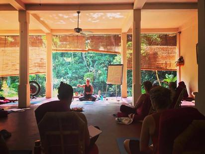 Bali Level 2 Yoga Teacher Training Retreat 2018 with Ray of Light