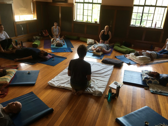 Feb 2019 partner yoga and massage worksh