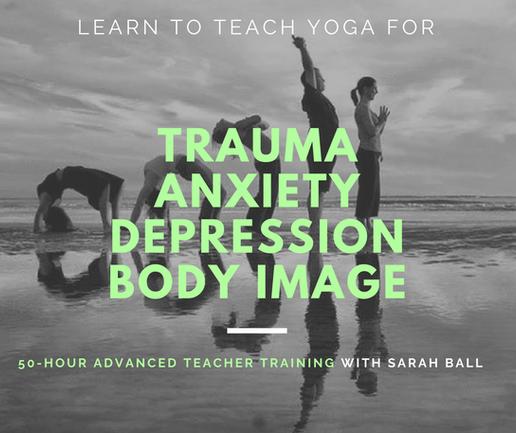 4-day advanced yoga training