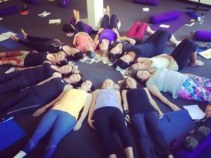 Body Love Yoga Newcastle 2016