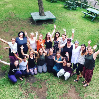 50hr Advanced Yoga Training graduates 20