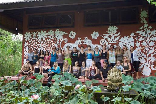 Yoga Teacher Training - Bali