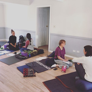 Introduction to Counselling Skillls at Adore Yoga Therapy Training