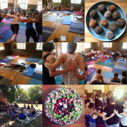Partner Yoga and Massage workshop, Feb 18